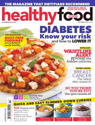 Healthy Food Guide October 2014