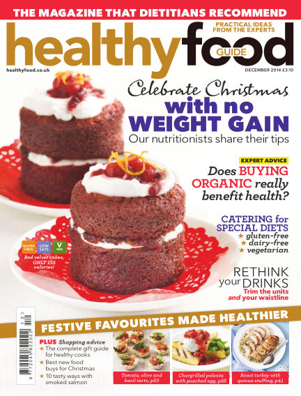 Healthy Food Guide December 01, 2014 00:00