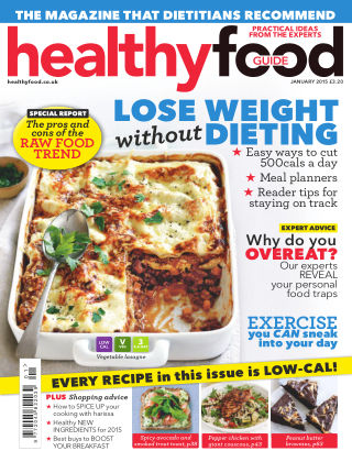 Healthy Food Guide January 2015