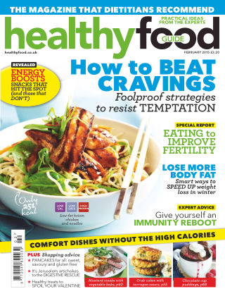 Healthy Food Guide February 2015