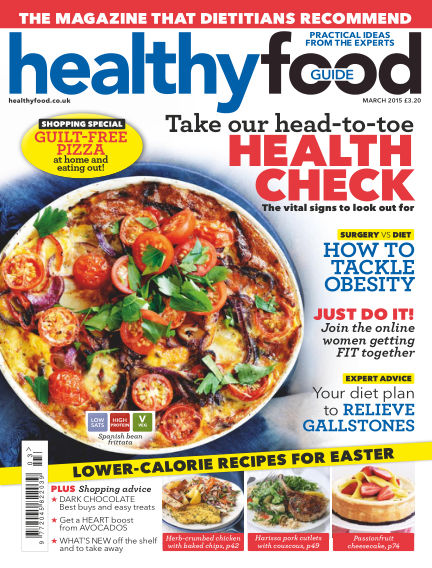 Healthy Food Guide March 03, 2015 00:00