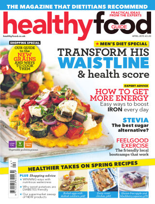 Healthy Food Guide April 2015