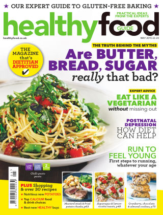 Healthy Food Guide May 2015