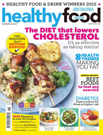 Healthy Food Guide June 01, 2015 00:00