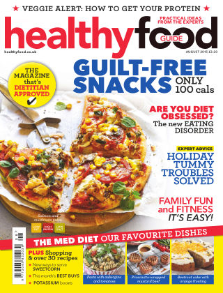 Healthy Food Guide August 2015