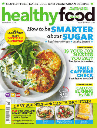Healthy Food Guide September 2015