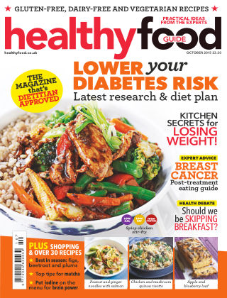 Healthy Food Guide October