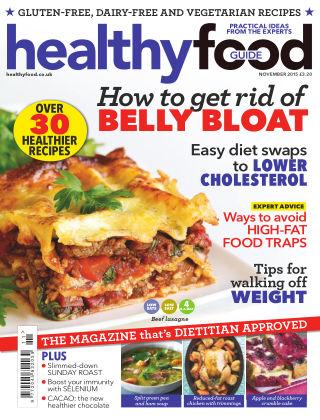 Healthy Food Guide November 2015