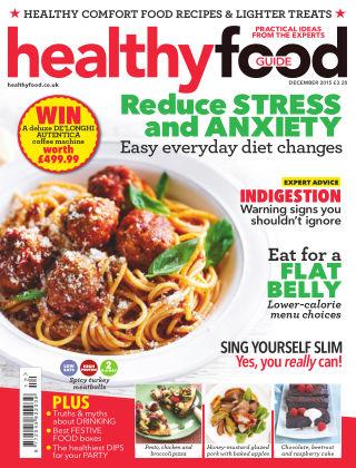 Healthy Food Guide December 2015