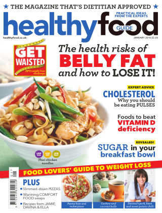 Healthy Food Guide January 2016