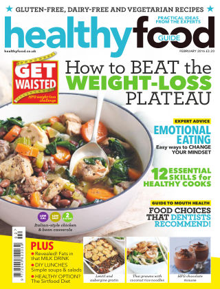 Healthy Food Guide February 2016