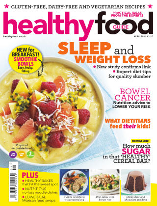 Healthy Food Guide April 2016