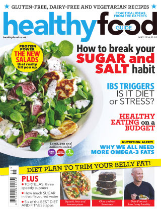 Healthy Food Guide May 2016