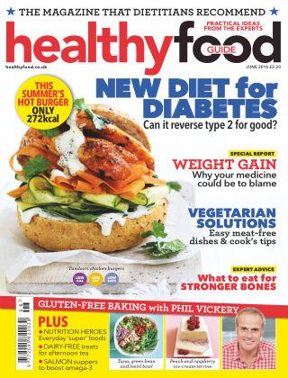 Healthy Food Guide June 2016