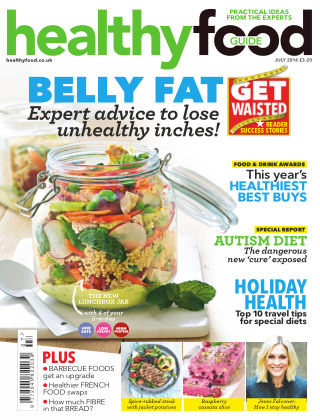 Healthy Food Guide July 2016