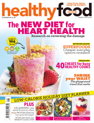 Healthy Food Guide August 2016