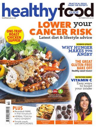Healthy Food Guide October 2016