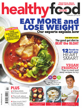 Healthy Food Guide February 2017