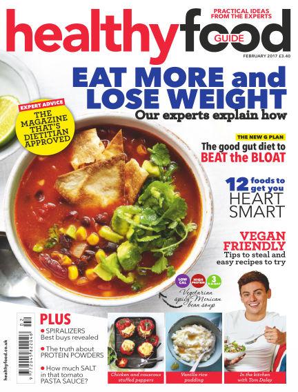 Healthy Food Guide January 27, 2017 00:00