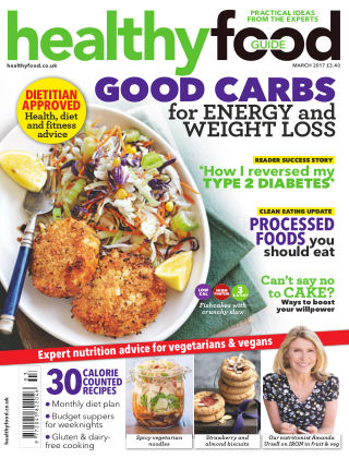 Healthy Food Guide March 2017