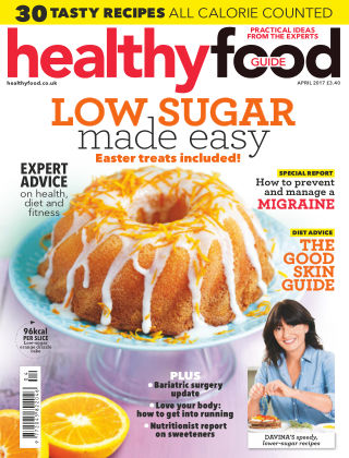 Healthy Food Guide April 2017