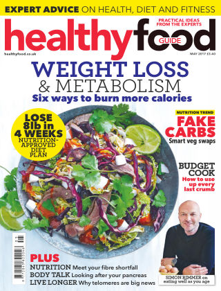Healthy Food Guide May 2017