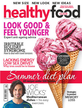 Healthy Food Guide August 2017
