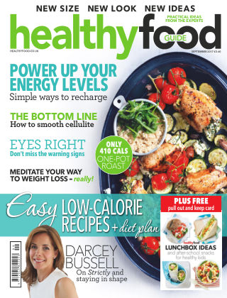 Healthy Food Guide September 2017