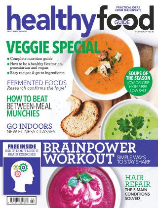 Healthy Food Guide October 2017
