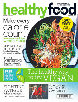 Healthy Food Guide March 2018
