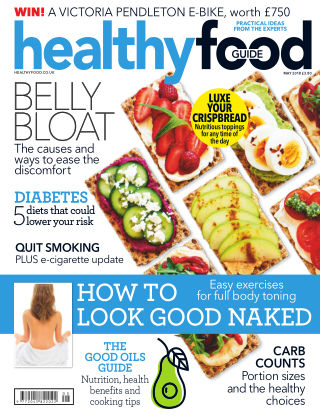 Healthy Food Guide May 2018