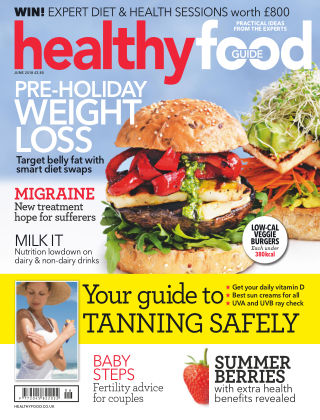 Healthy Food Guide June 2018