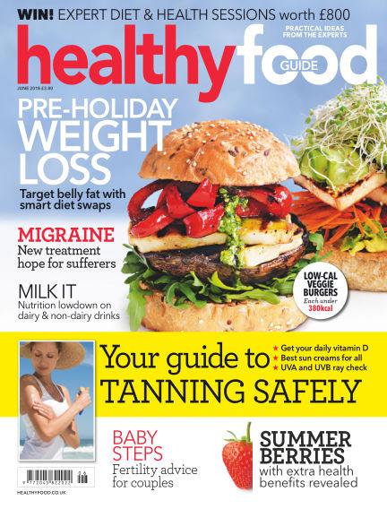 Healthy Food Guide June 01, 2018 00:00