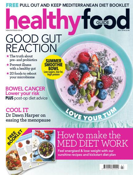 Healthy Food Guide June 29, 2018 00:00