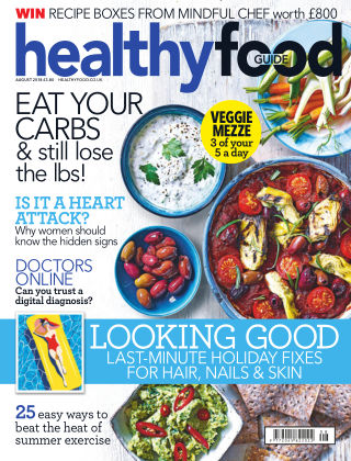 Healthy Food Guide August