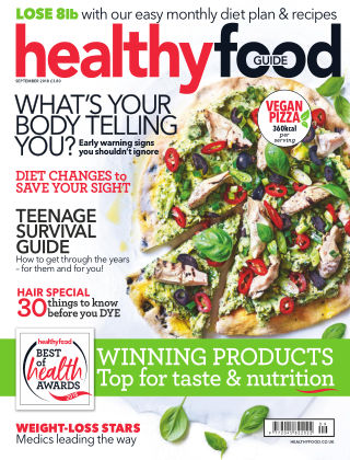 Healthy Food Guide September 2018