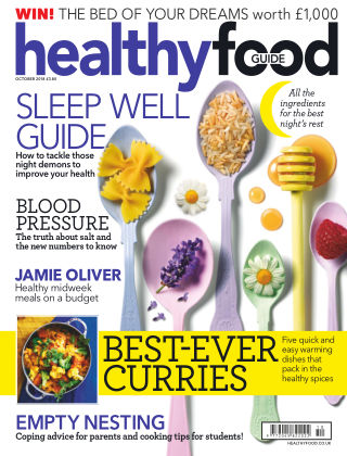 Healthy Food Guide October