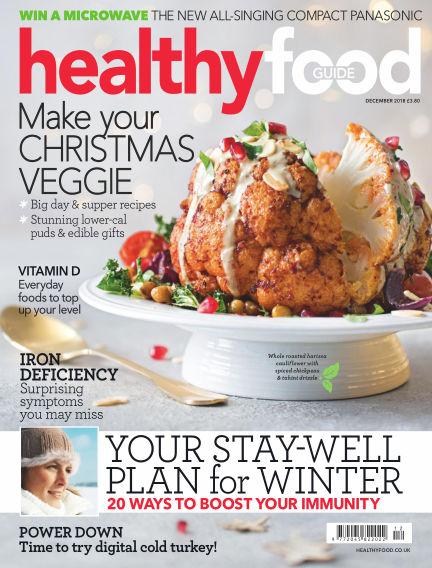 Healthy Food Guide November 30, 2018 00:00
