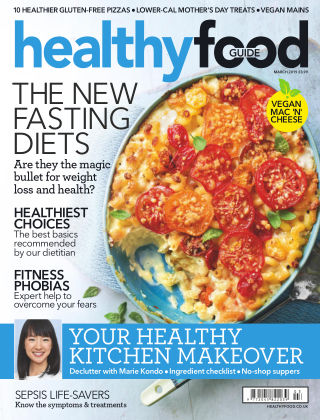 Healthy Food Guide March 2019