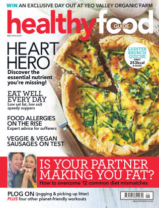 Healthy Food Guide May 2019