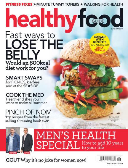 Healthy Food Guide June 01, 2019 00:00