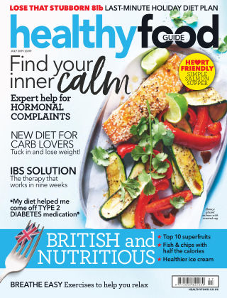 Healthy Food Guide July 2019