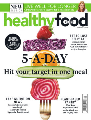 Healthy Food Guide August 2019
