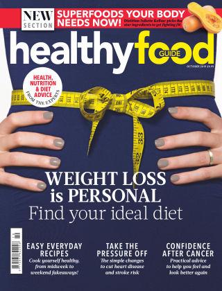 Healthy Food Guide October 2019