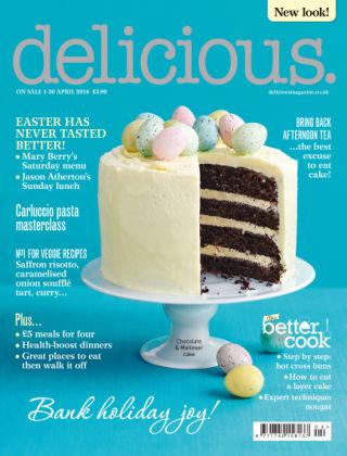delicious. 1-30 April 2014