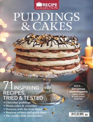 Recipe Collection: delicious. Puddings & Cakes