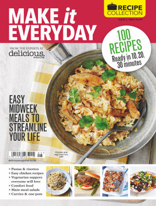Recipe Collection: delicious. Easy Midweek Meals