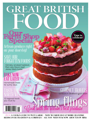 Great British Food May 2013