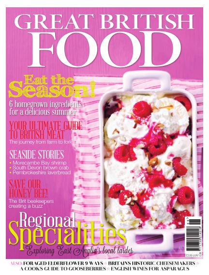 Great British Food June 01, 2013 00:00