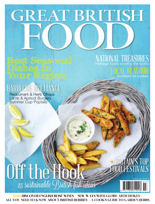 Great British Food Jul/Aug 2013